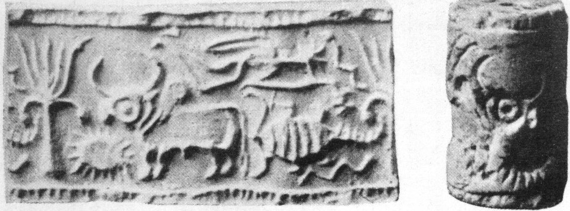 Image result for indus script snake