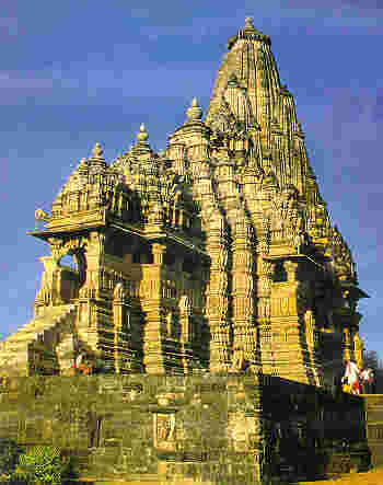 secularism and religious tolerance in its roots in ancient a hindu temple from the khajuraho temple complex